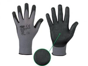 HANDAN Handschuhe genoppt